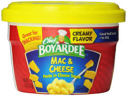 amazon com chef boyardee macaroni and cheese 7 5 ounce
