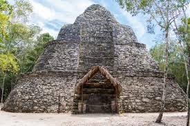 Mayan Ruins Mexico Map by Exploring The Forgotten Mayan Ruins Of Coba The Department Of