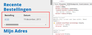 Css Responsive Table by Building Responsive Table With Only Css Raymon Schouwenaar