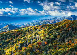 smoky mountains fall colors whiskey riff