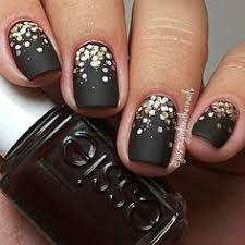 best 20 black glitter nails ideas on pinterest black nails