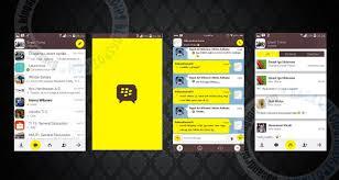 kakaotalk apk bbm mod tema kakaotalk messenger yellow and white v2 7 0 23 apk