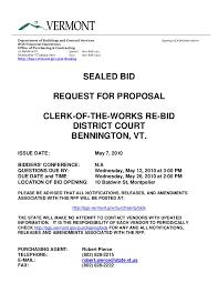 bidding proposal sample
