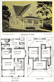 classic american homes floor plans 1918 late queen anne free classic house modern american homes