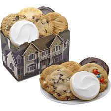 housewarming cookies what kinds of cookies should i put in a housewarming gift