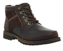 glorious classic timberland mens leather dark brown larchmont