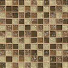 fresh fossil crackle glass tile blend 1x1 6750