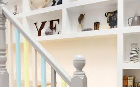 how to paint stairs and banisters interior and exterior colour