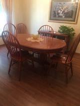 related items keller dining room set solid oak oak lighted
