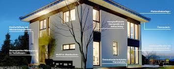 Hausbau Inklusive Grundst K Kfw Effizienthaus 40 Plus Mit Kampa Serienmäßig Bauen