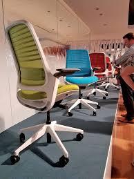 Colorful Desk Chairs Plastics News