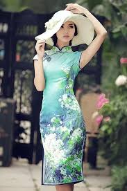 what are chinese dresses called