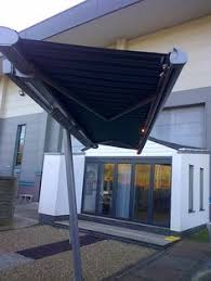 Mechanical Awnings Markilux 990 Patio Awning On Spreader Plates Patio Awnings For