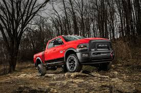 amphibious dodge truck handing off our 4x4 of the year award 2017 ram power wagon