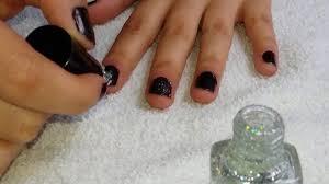 imagenes de uñas pintadas pequeñas como pintar uñas cortas facil y económico sin mancharse youtube