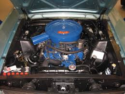 1968 mustang engines 1966 mustang coupe engine compartment detail ford east bay