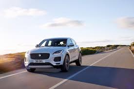 jaguar jeep 2018 the 2018 e pace drinks more than its bigger brother