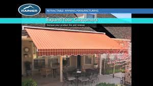 Sugar House Awning Automated Awning Manufacturing Youtube