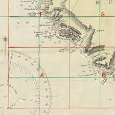 Solomon Islands Map Wwii Map Of Guadalcanal South Pacific 1942 Battlemaps Us