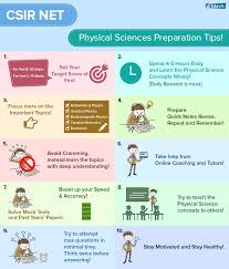 csir net physical sciences books study material syllabus and tips