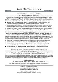 Credit Controller Resume Sample by Cfo Resume Samples Free Resumes Tips