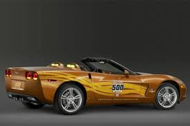 corvette car for a look back at all the chevy corvette indy 500 pace cars autotrader