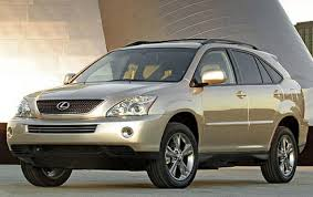 lexus hybrid suv rx400h 2008 lexus rx 400h information and photos zombiedrive
