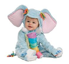 Infant Bunting Halloween Costumes Baby Elephant Costume Size 6 12 Months Costumelook