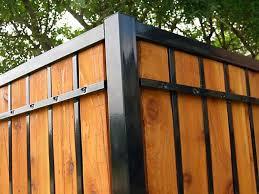 Backyard Fence Styles by 60 Best Fence Ideas Images On Pinterest Fence Ideas Backyard