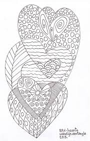 536 best hearts coloring images on pinterest coloring books