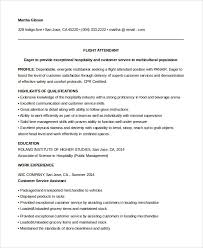 Sample Resume For Flight Attendant Position 100 Valet Parking Resume Ryan Borys Comparaison And Contrast