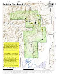 Property Lines Map Map East Otto State Forest U2013 Andy Arthur Org