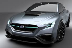 subaru sports car wrx subaru viziv performance concept revealed in tokyo car news