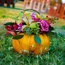 fall wedding rustic halloween wedding decor ace photography 2