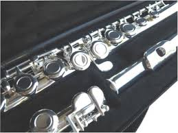 silver band anaxa f212 silver band c flute ebay