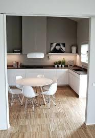 table cuisine rectangulaire table cuisine contemporaine design table ronde ou table