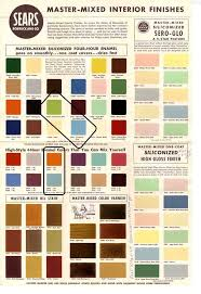 26 best color palette mid century images on pinterest color