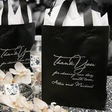 wedding gift bag ideas wedding gift bag ideas your guests will