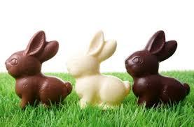 chocolate rabbits a history of chocolate bunnies foodimentary national food holidays
