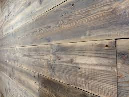 reclaimed wood feature wall barbers refurb part 1
