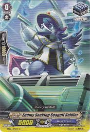 Seeking Wikia Enemy Seeking Seagull Soldier Cardfight Vanguard Wiki Fandom