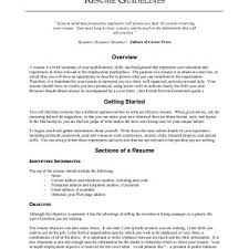 resumes objectives exles sle resume objectives for freshers new what is career objective