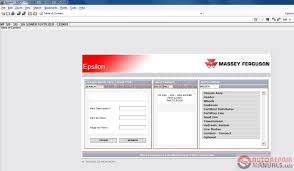massey ferguson europe service manuals 01 2016 full keys