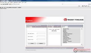 massey ferguson europe service manuals 01 2016 full keys