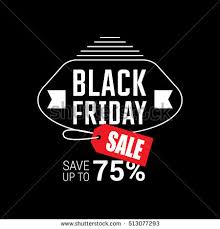 black friday email template black friday sale vector template stock vector 329340251