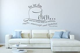 wandsprüche wohnzimmer lila möbel wandtattoo bilder günstig kaufen bei
