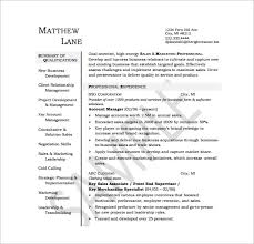 Account Manager Resume Sample by Manager Resume Template U2013 13 Free Word Excel Pdf Format