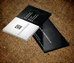 sample business cards for management consultants images card