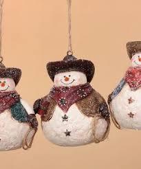 kurt adler western ornament western ornaments