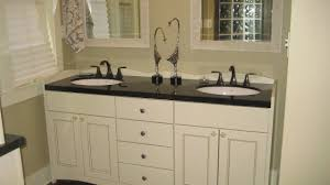 white bathroom cabinet ideas likable white bathroom vanity with black top design ideas